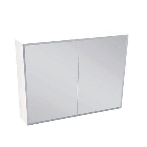 900 Mirror Cabinet, Bevel Edge