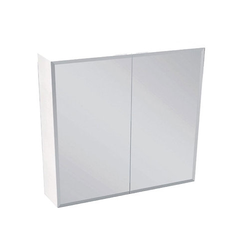 750 Mirror Cabinet, Bevel Edge