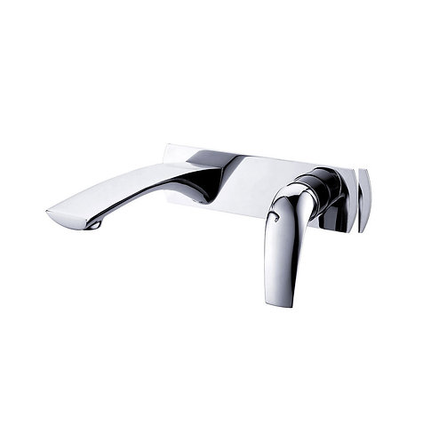 KEETO Wall Mixer with Spout