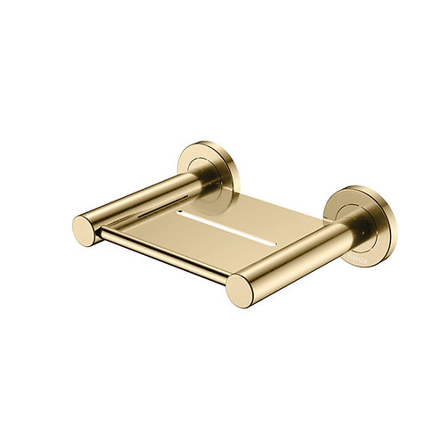KAYA Soap Shelf, Urban Brass