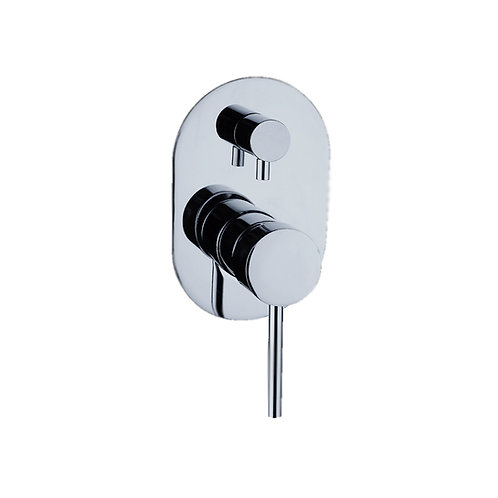 Ideal Wall Mixer With Diverter IDWD2