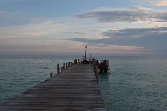 Koh Rong; The Beautiful Twilight