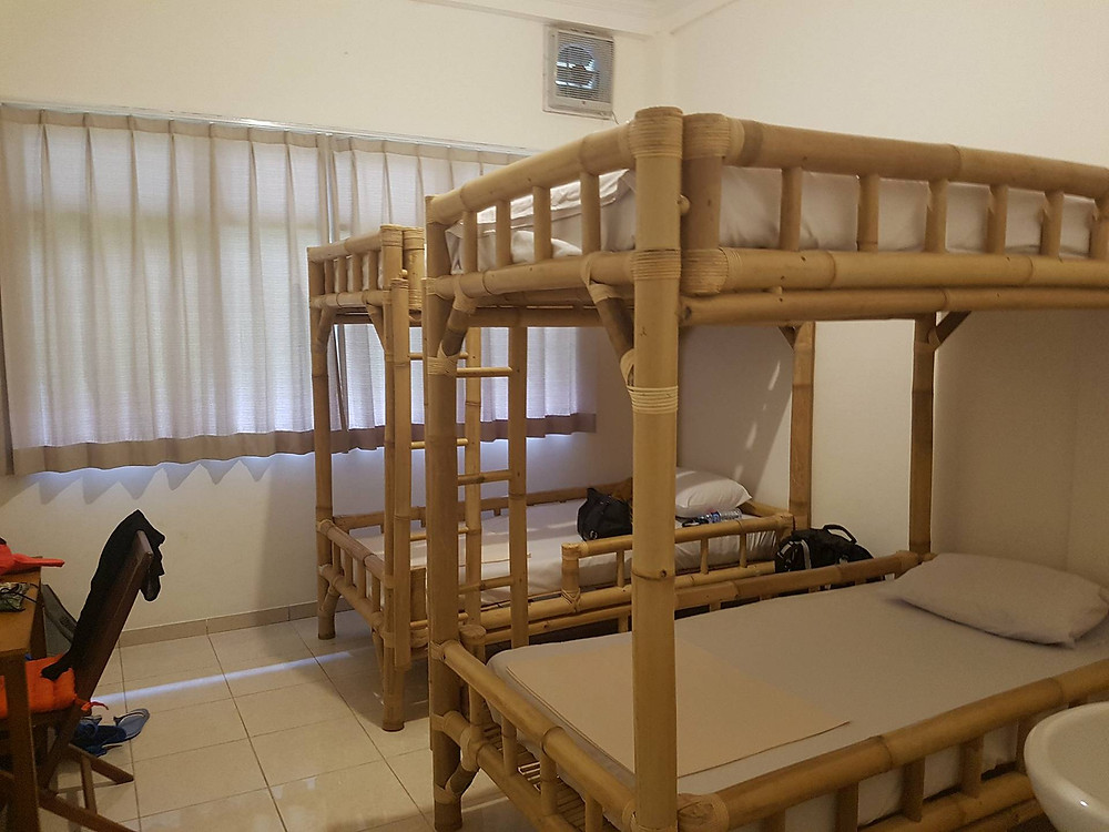 Palmyra hostel; a budget hotel in the heart of Malang