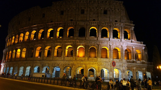 The Colossal Colosseum