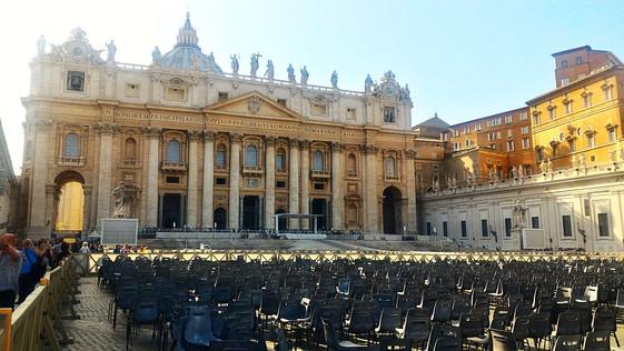 The Vatican Reel