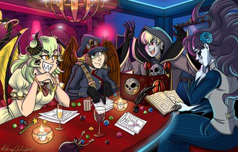 Dungeon Lounge