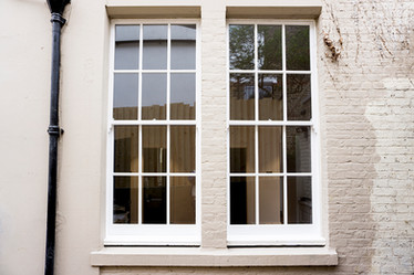 titmber sash windows