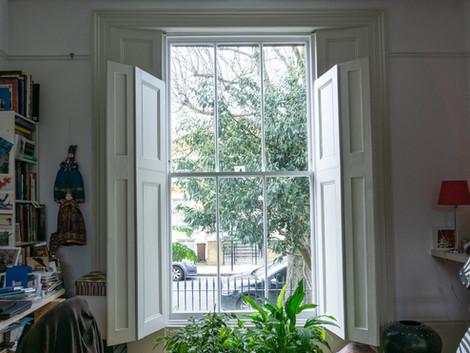 Conservation Windows - Planning Ahead