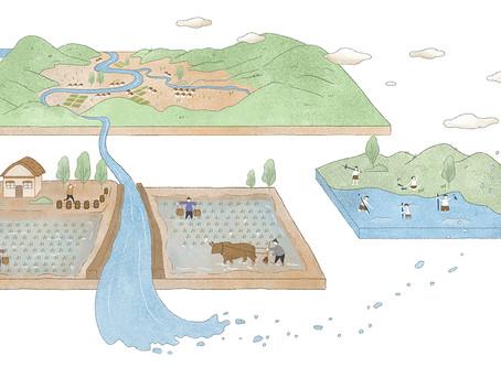從被遺忘的水圳歷史  看臺北盆地的前世今生