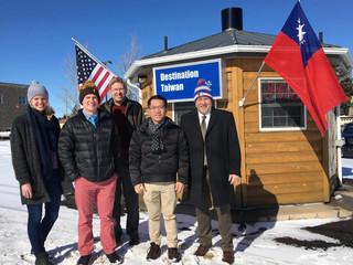 Wyoming Business Council Visits Destination Taiwan