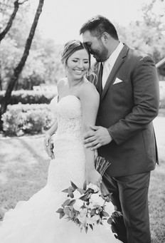 The Springs Events Weatherford Wedding