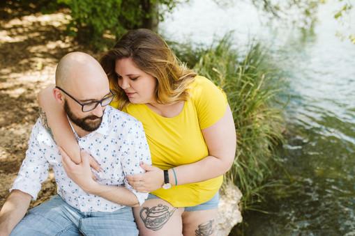 Austin Engagement Photographer_Swan Phot