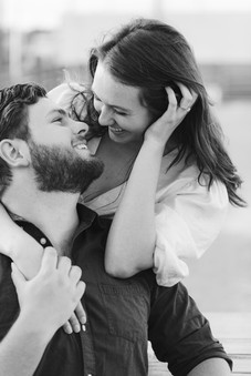 The Foundry District Engagement Session_