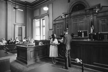 Tarrant County Courthouse Wedding_Fort W