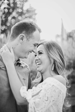 Fort Worth Engagement Session at Magnolia Avenue