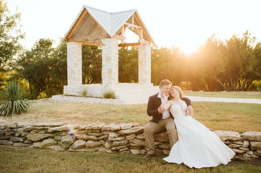 Golden Hour Wedding_Fort Worth Wedding P