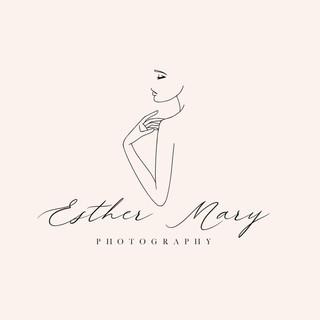 Modern Logo Design_logo designer_photography logo_cygnet creative co_boudoir photography logo