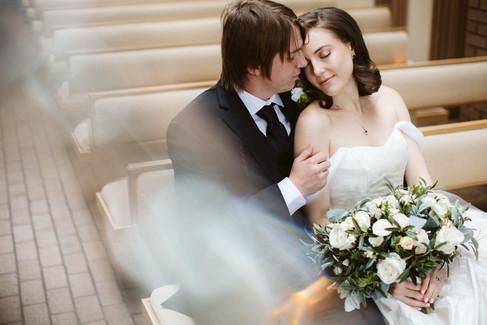 Marty Leonard Chapel Wedding_Fort Worth