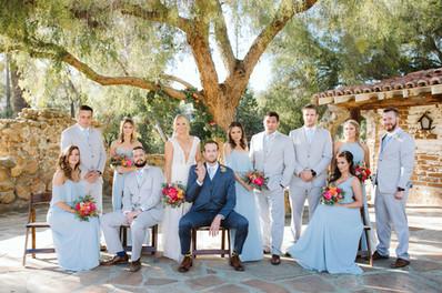 Leo Carillo Ranch Wedding, Southern California wedding photographer