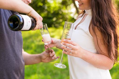 White Rock Lake Engagement Session, Dallas Wedding Photographer