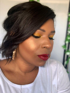 Golden Hour Glam by Sister Loves Beauty
