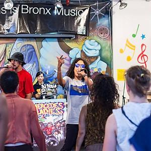Bronx Rising Presents Sisterhood In Hophop 2