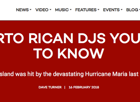 8 PUERTO RICAN DJS YOU NEED TO KNOW