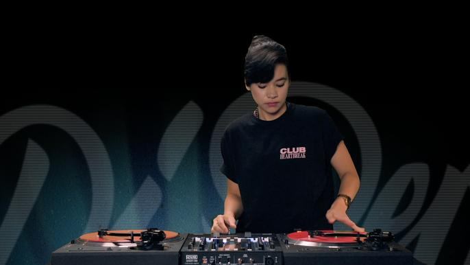 DJ PERLY: Serato Artist