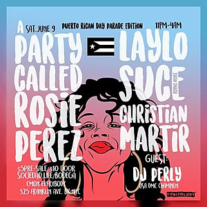 A Party Called Rosie Perez