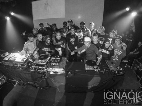 Invisibl Skratch Piklz with special guests NYC