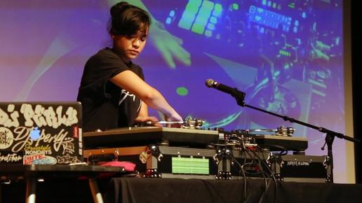 DJ Perly's DCC Hispanic Heritage Month Recap