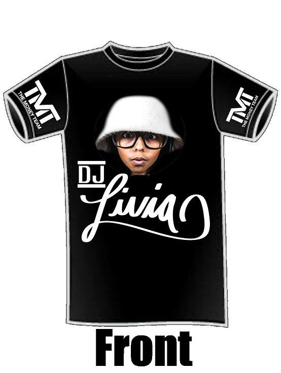 DJ Livia's T-Shirt