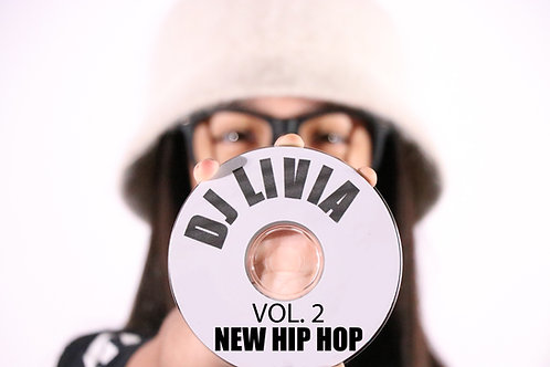 New Hip Hop mix Vol. 2