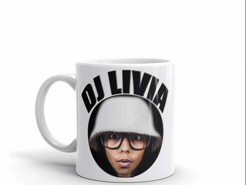 DJ Livia's Mug