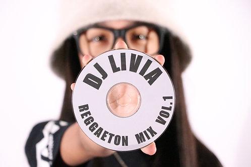 Reggaeton mix Vol.1