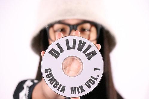 Cumbias mix Vol.1
