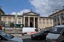 애슈몰린 미술고고학박물관(Ashmolean Museum of Art an