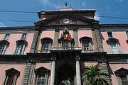 이탈리아 나포리 고고학박물관(Piazza Museo Nazionale)1