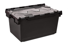 Closed Lidded Crate
