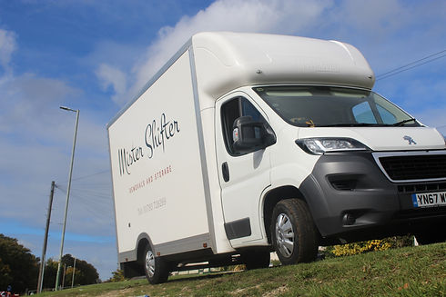 Mister Shifter Van