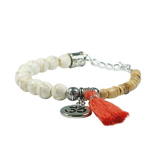 Naapi - Boho Hippie gemstone bracelet Gypsy Schmuck