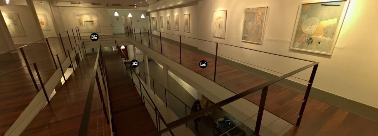 Exposición en Casa de Cable, Jávea
