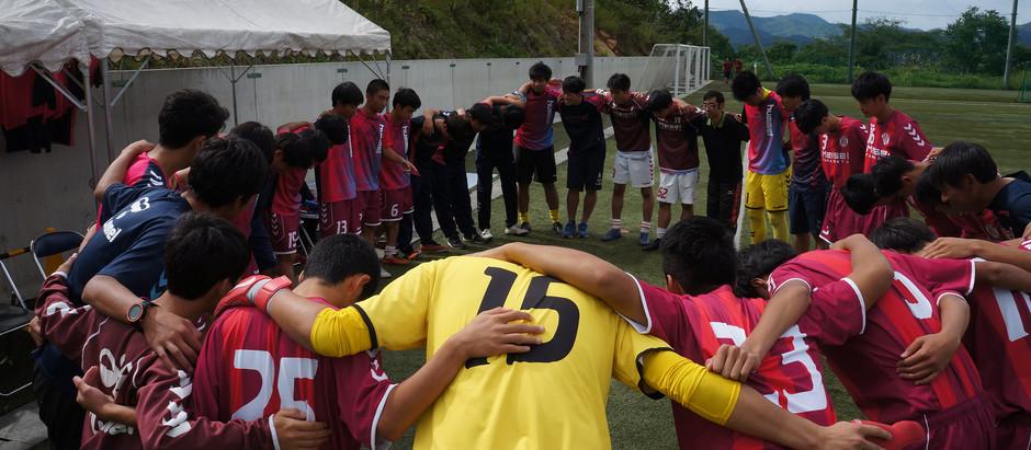 全国高校サッカー選手権大会山形大会結果