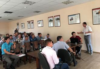 Семинар на тему: «Практическое применение технологии «No-till» на Юге России, обмен опытом»