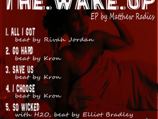 Matthew Radics releases The Wake Up EP - artistrack.com