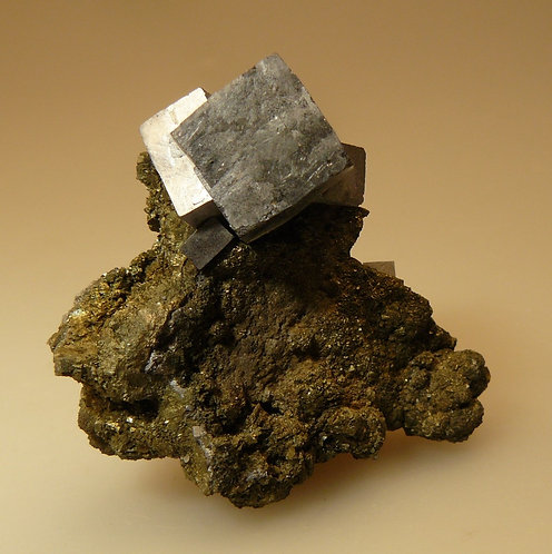 Galena and Pyrite