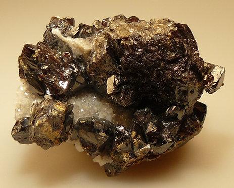 Sphalerite, Calcite, Dolomite