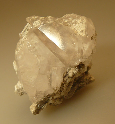 Calcite and Talc