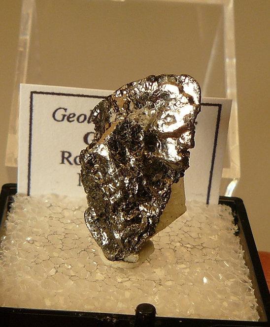 Graphite and Calcite