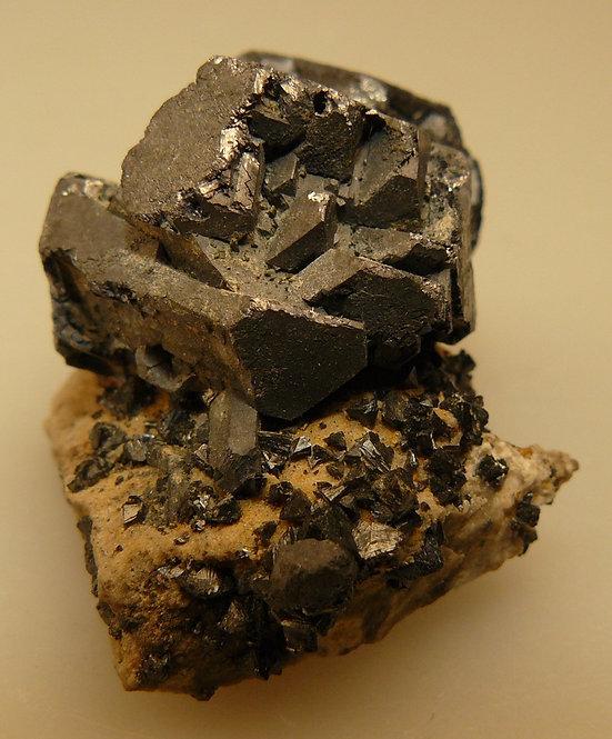 Galenaon Sphalerite